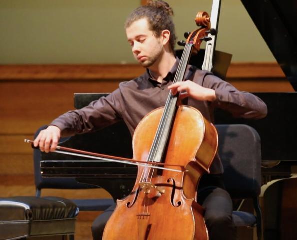 Cello Teacher George Teague