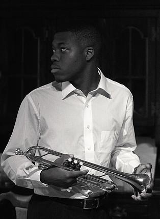 Trumpet, Trombone, & Piano Teacher Emmanuel Ohemeng
