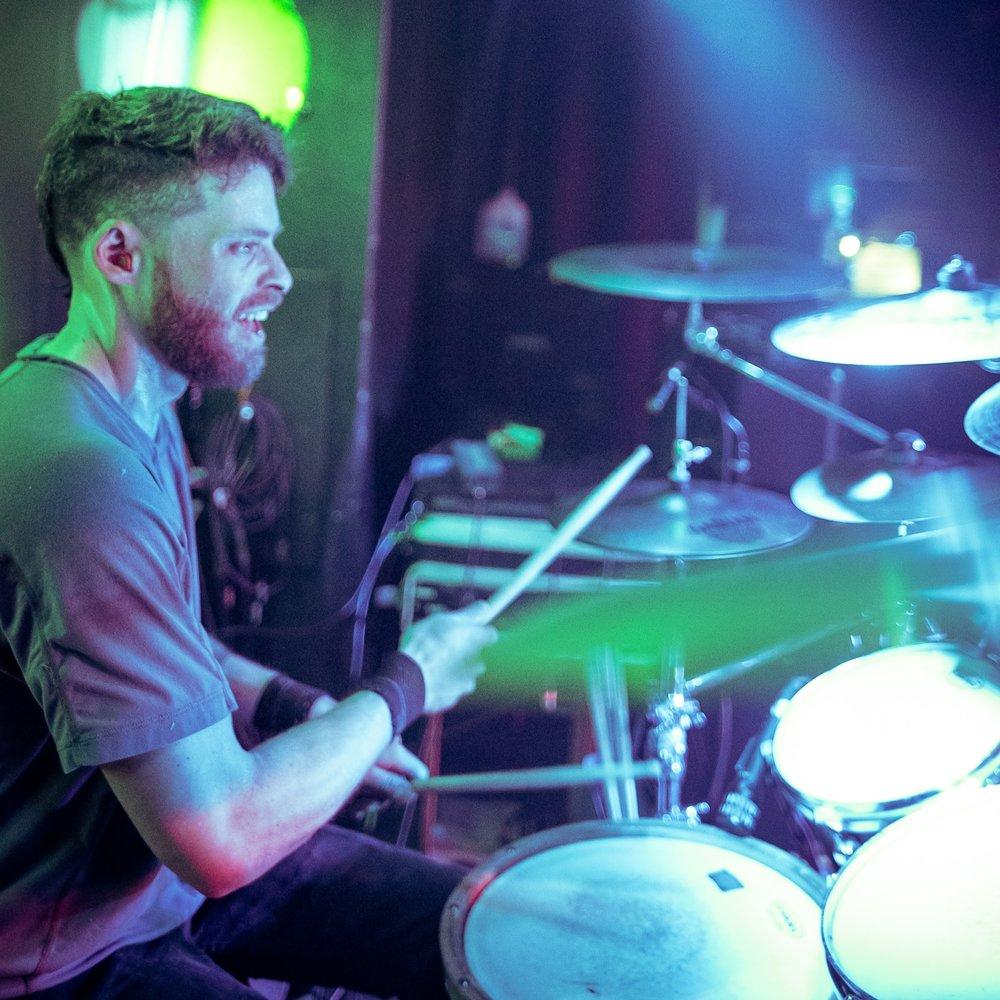 Drum Teacher Johannes Jans