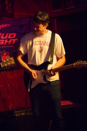 Guitar Teacher Jeremy Pridgeon