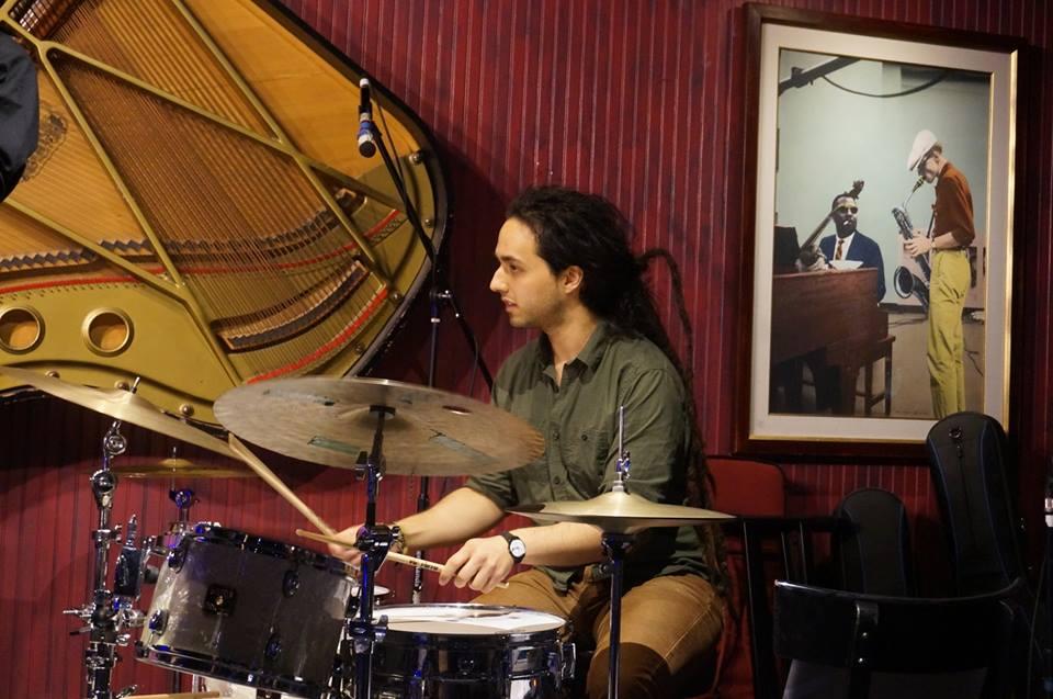 Drums Teacher Juan Mejia