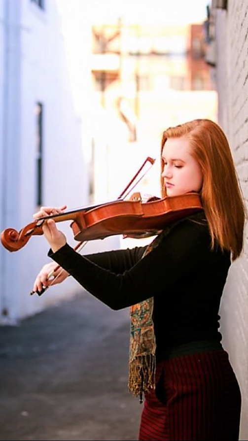 Violin Teacher Emma Method