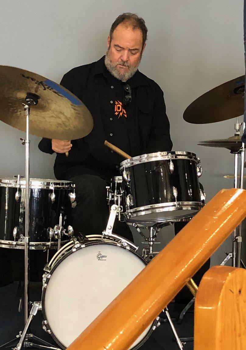 Drums Teacher Jeff Abbott