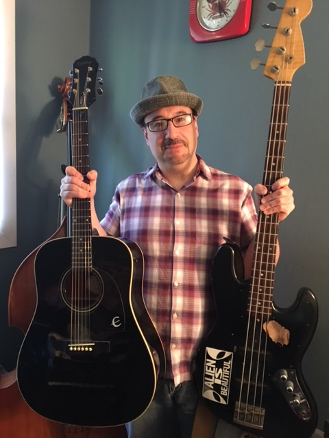 Bass & Guitar Teacher Paul Galdi