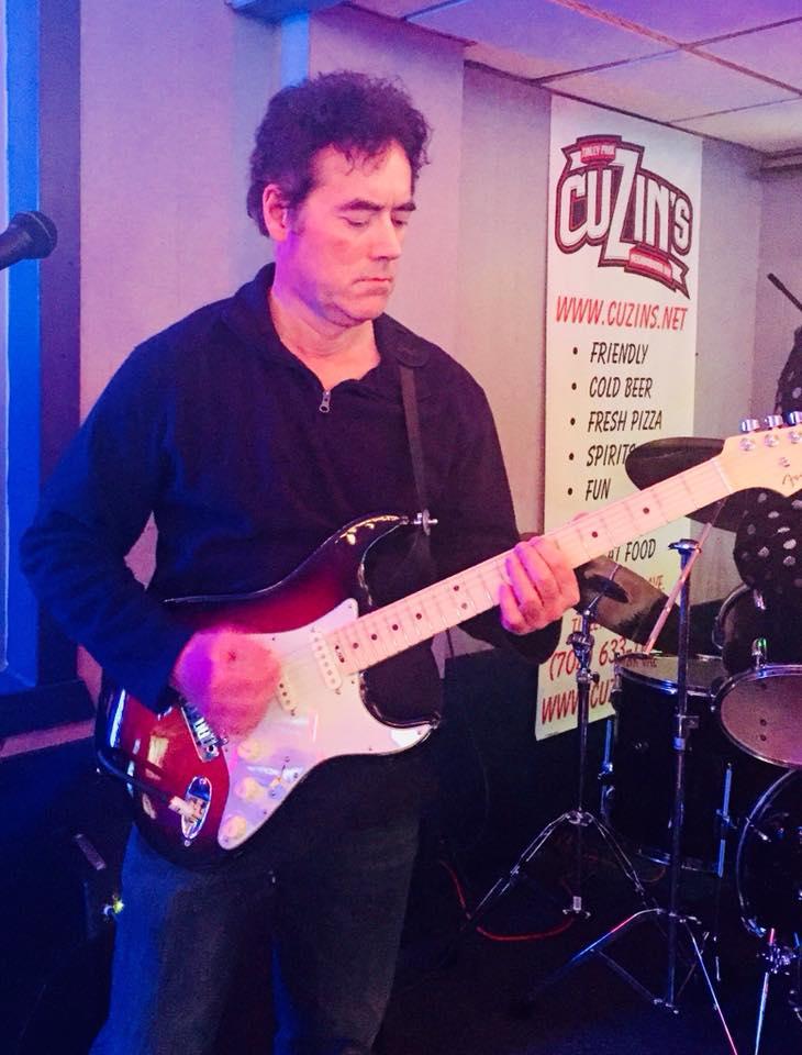 Guitar Teacher Dan Pokorni