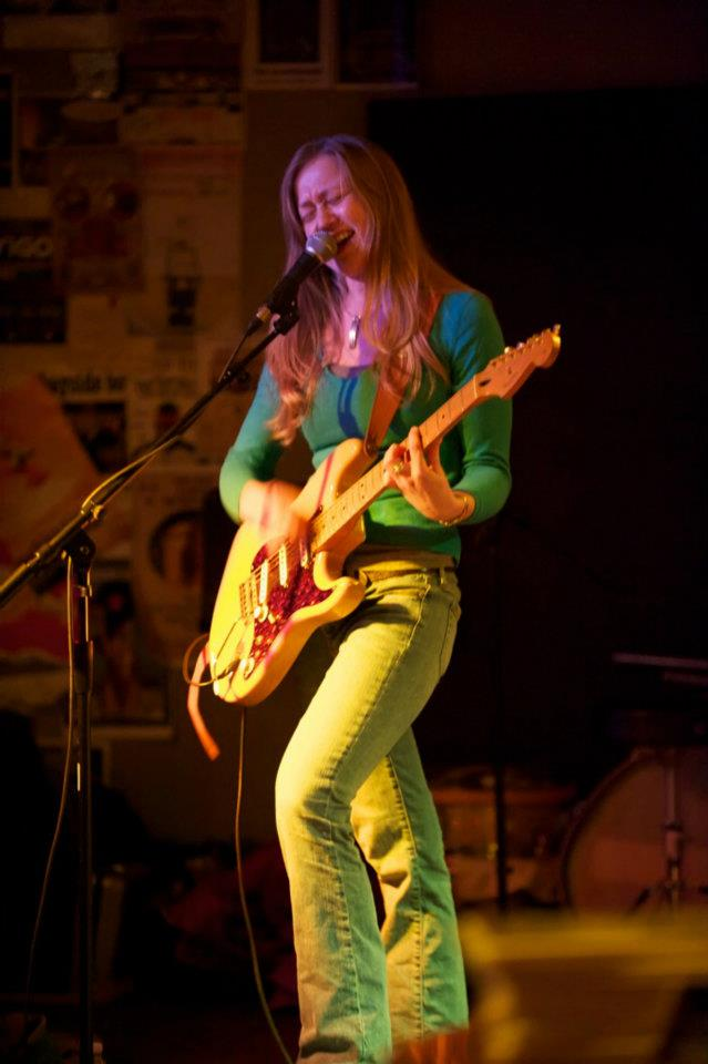 Guitar & Piano Teacher Katie Gilchrest