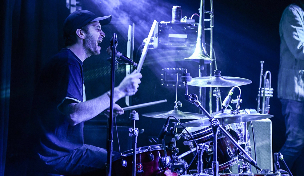 Drum Teacher Tommy Moore