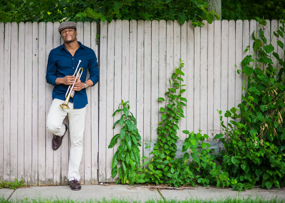 Trumpet Teacher Justin Copeland