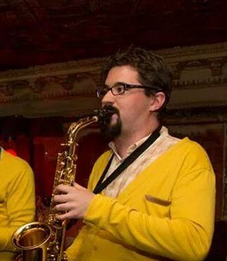 Saxophone Teacher Ryan Burnett