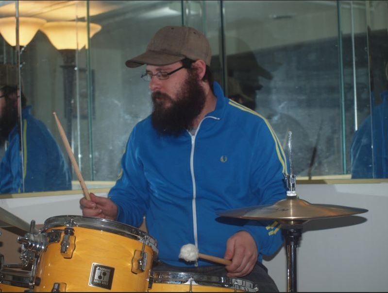 Drum & Piano Teacher David Pearl