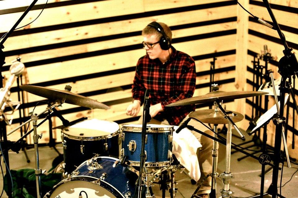 Drum Teacher Christopher Copland