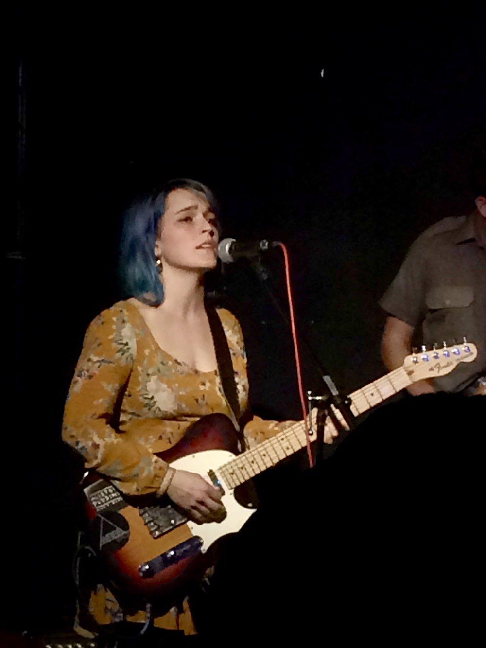 Bass & Guitar Teacher Sophie Bell