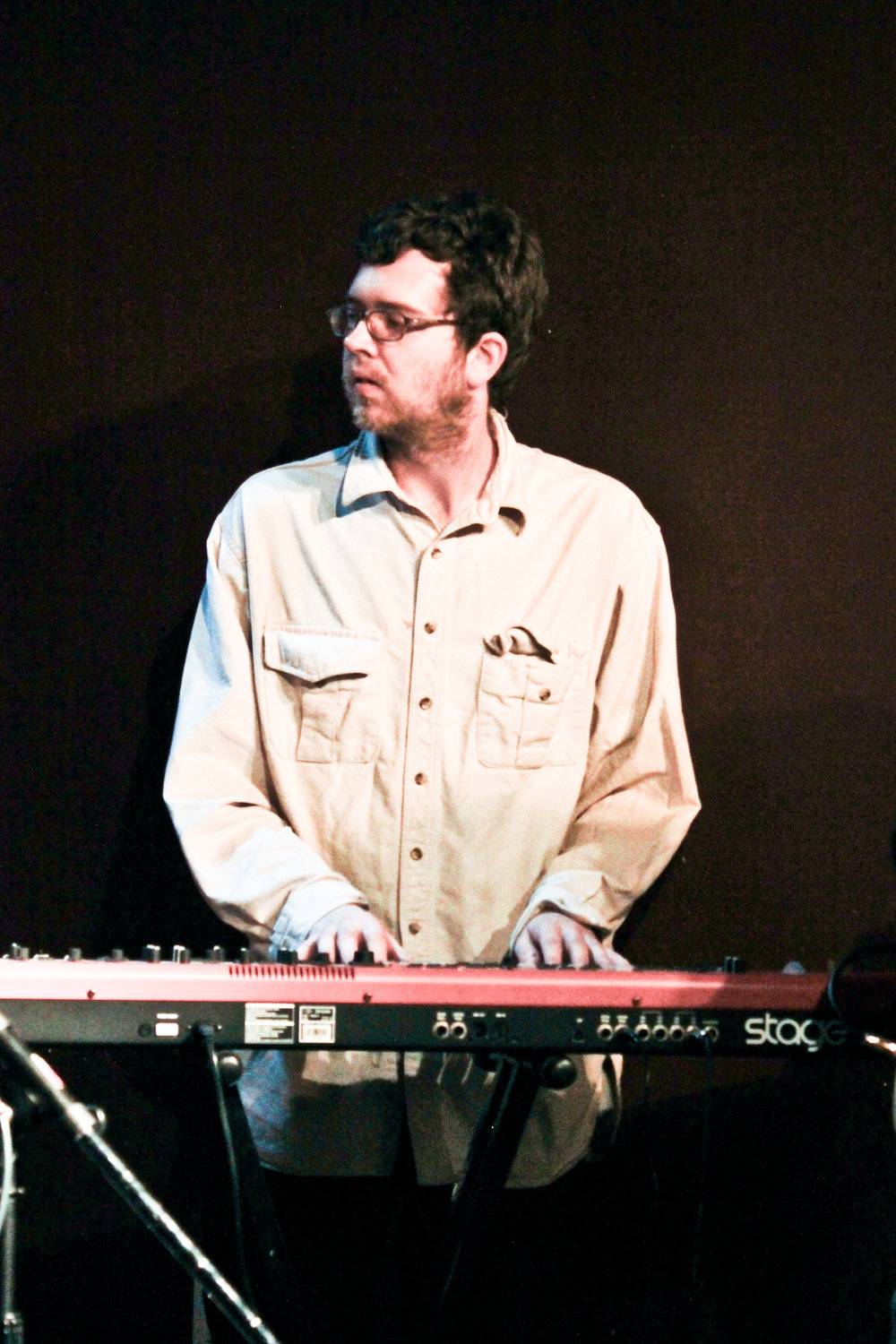 Piano Teacher Pete Egan