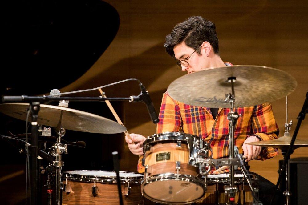 Drum Teacher Dillon Mansour