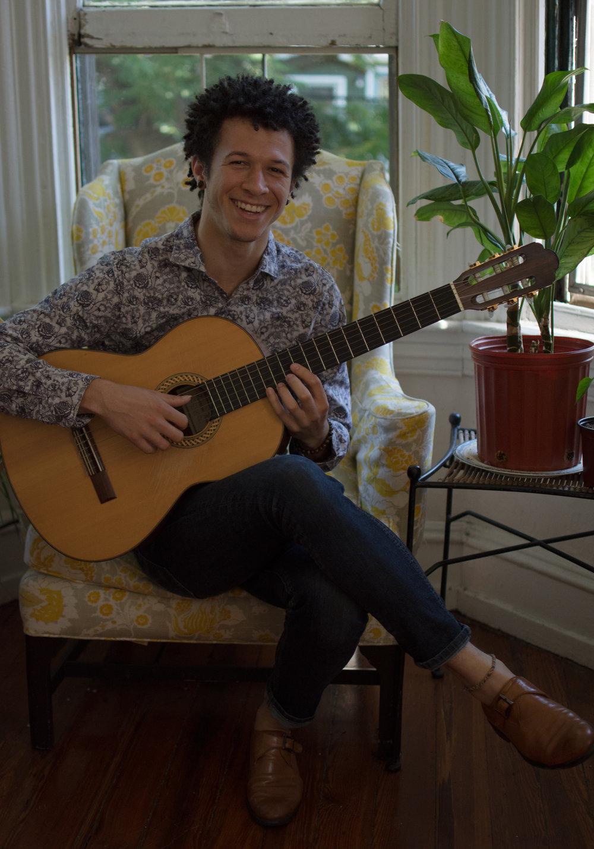 Guitar Teacher Herbert Quick