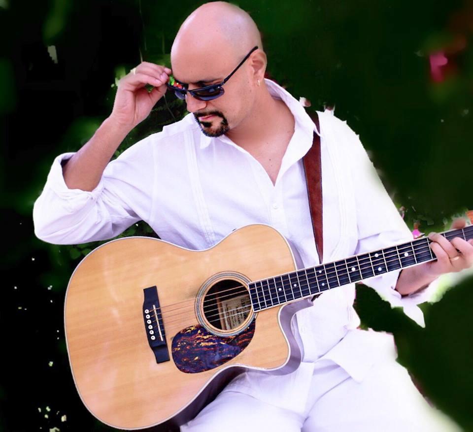 Guitar Teacher Fabian Fernandez