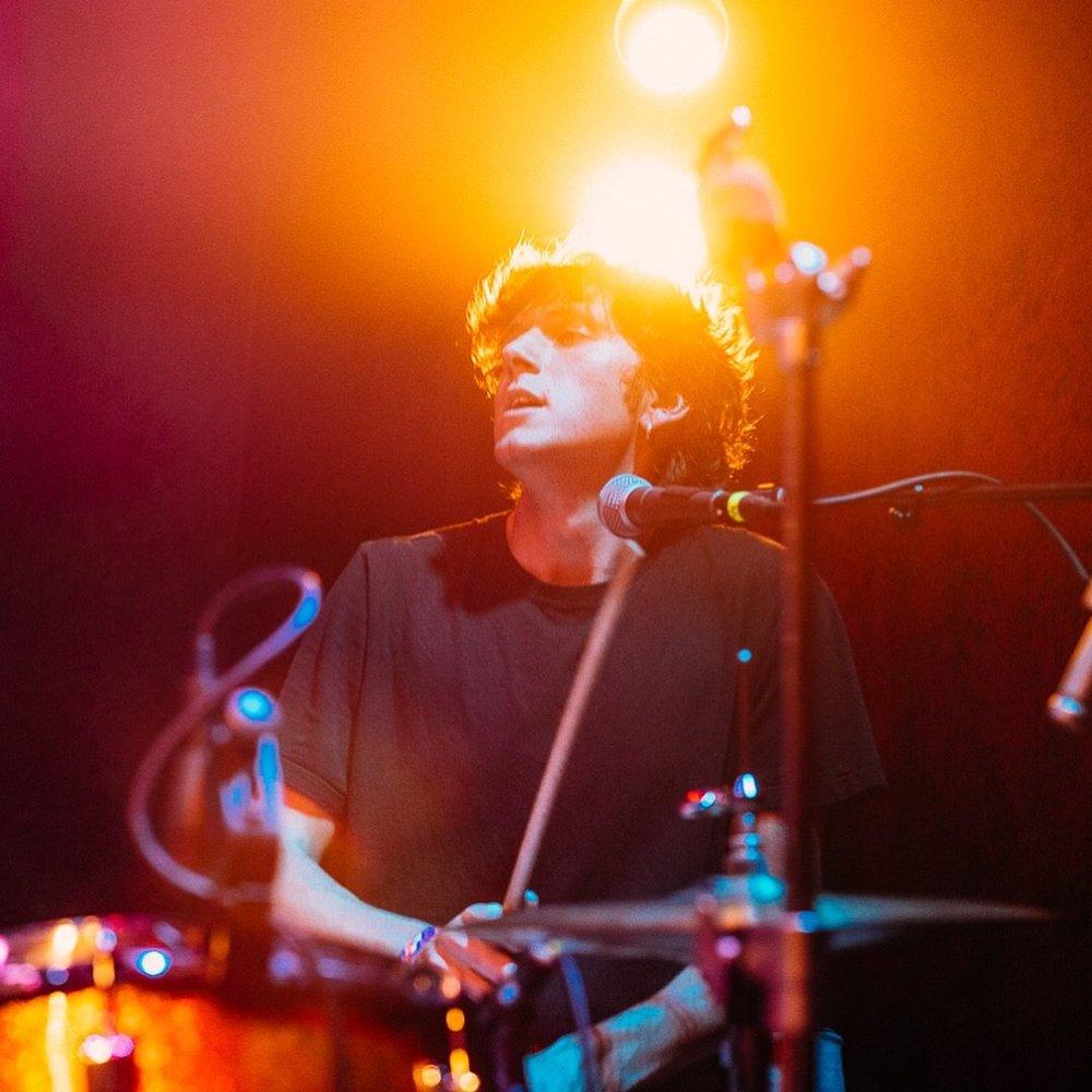 Drum & Guitar Teacher Sam Jones