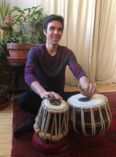 Drum & PIano Teacher Michael Schott