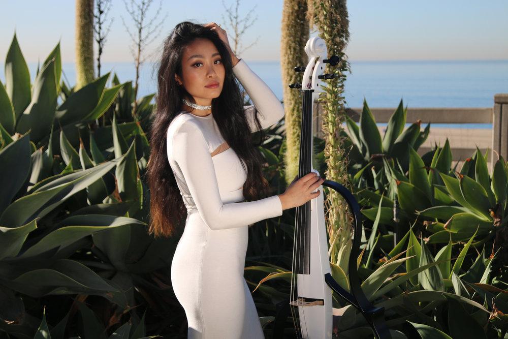 Voice & Cello Teacher Mindia Luo