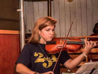 Viola, Cello, Violin & Trumpet Teacher Maria Price