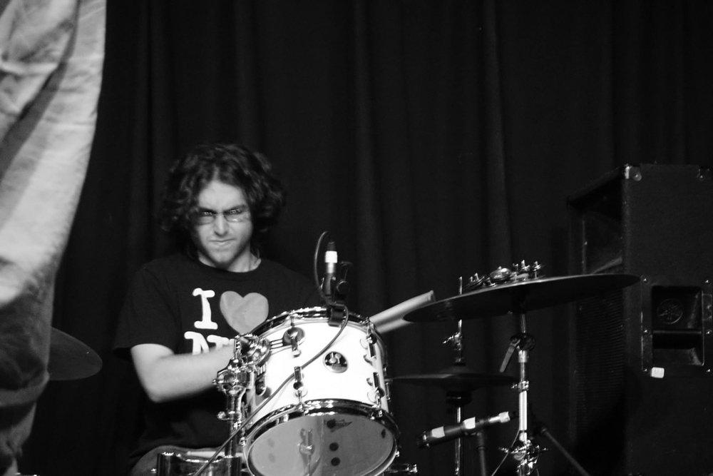 Piano & Drum Teacher Nick Neuburg