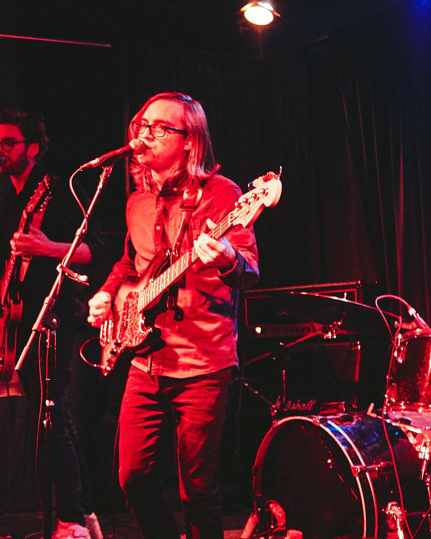 Bass, Guitar, Piano, Voice & Drum Teacher Michael Sanders