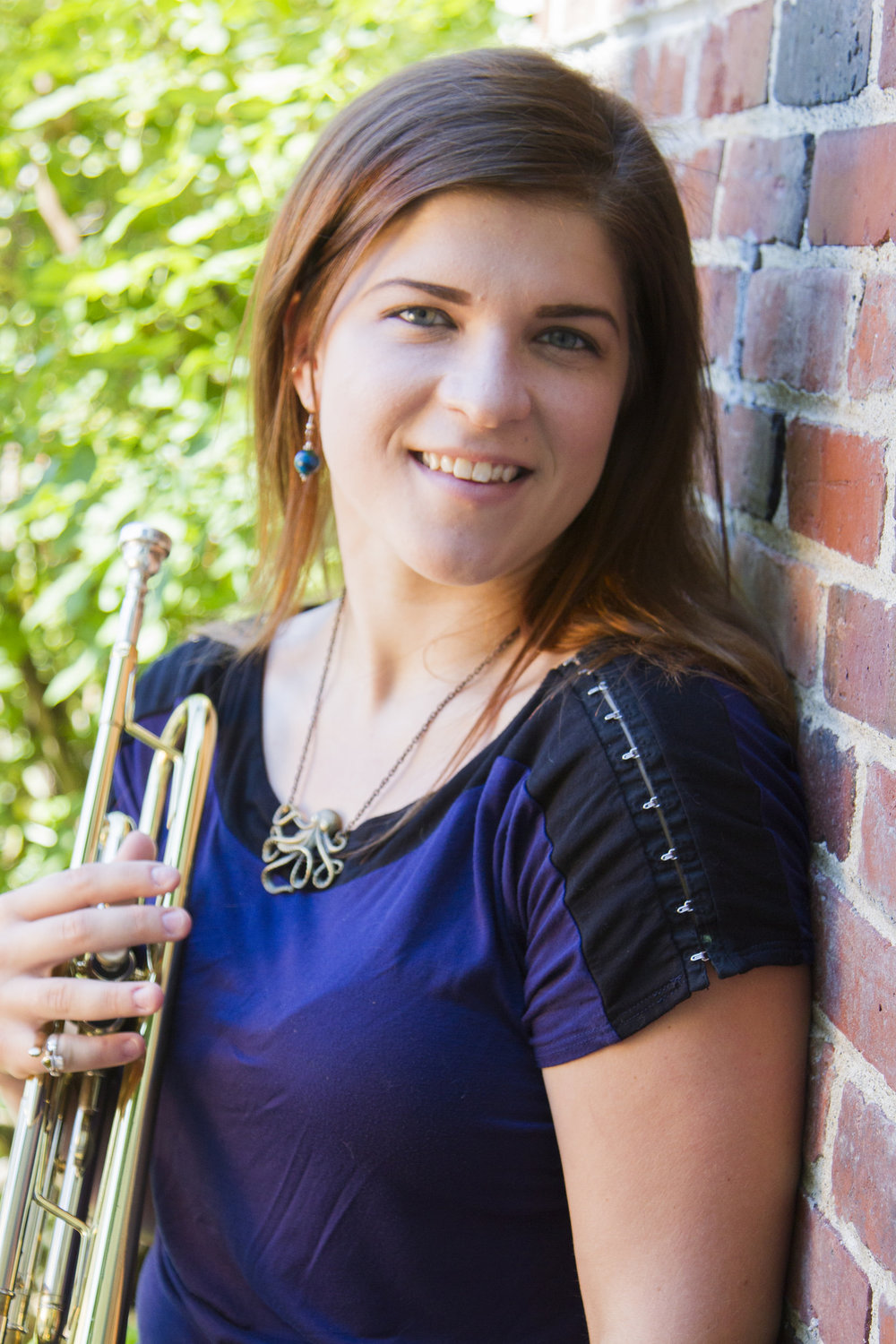 Trumpet, Cello, Violin & Viola Teacher Maria Price