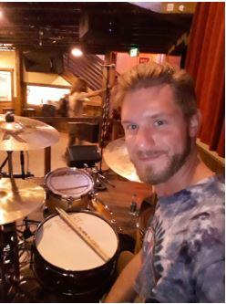 Drum Teacher Sam Niehaus