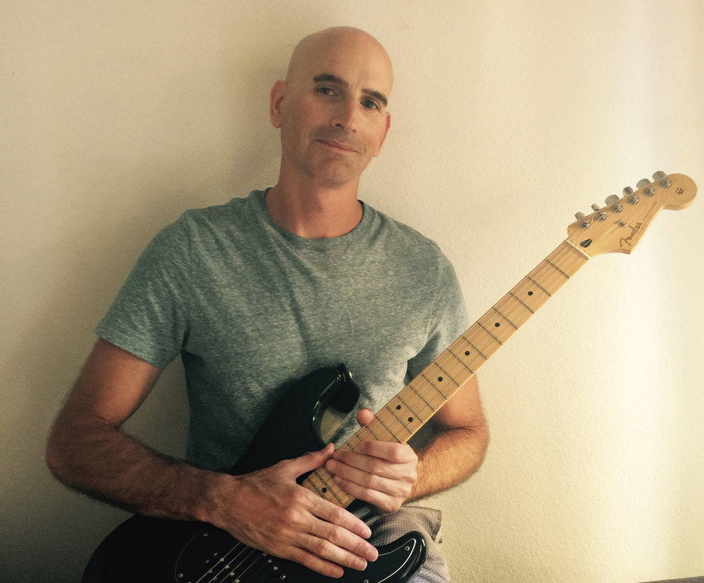 Piano, Drum, Guitar & Bass Teacher Scott Grady