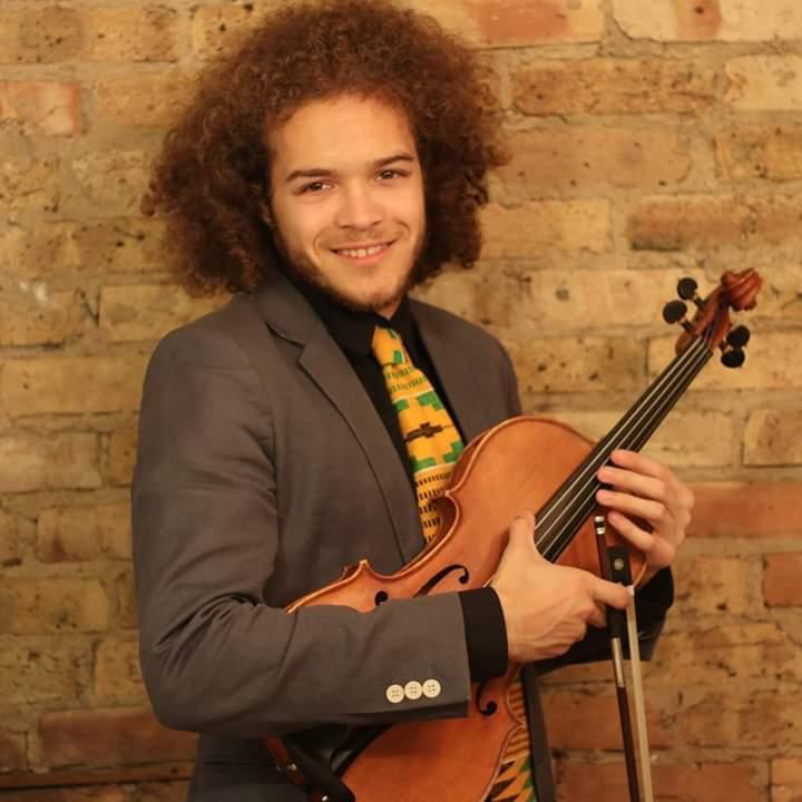 Viola & Violin Teacher Seth Pae