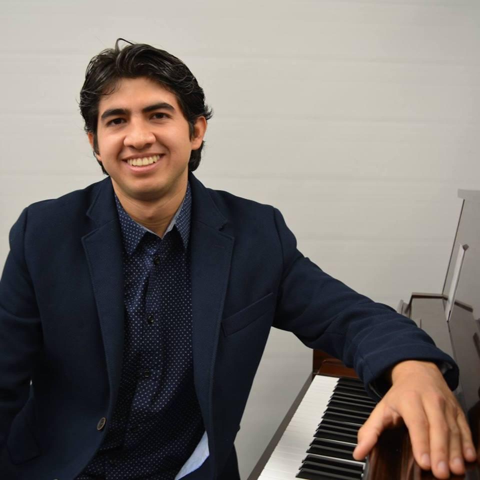 Piano & Drum Teacher Jorge Alonso Maldonado