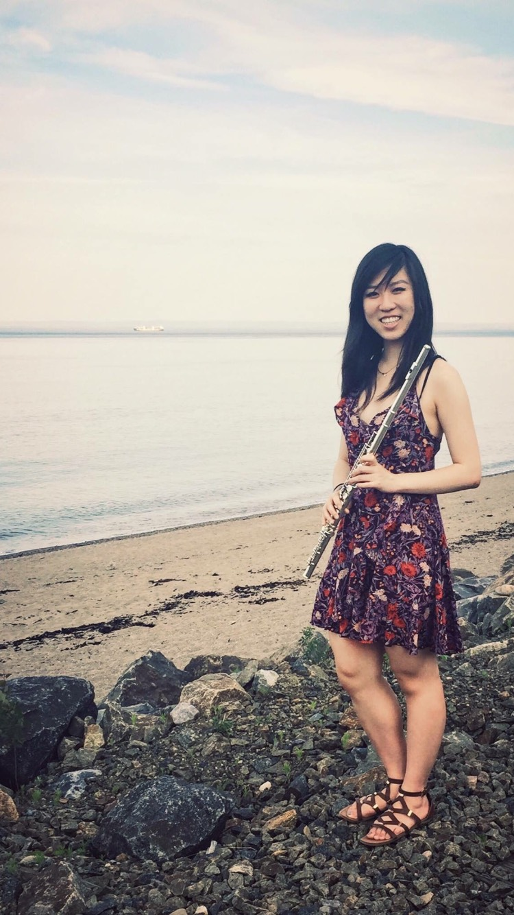 Flute & Piano Teacher Michelle Chang