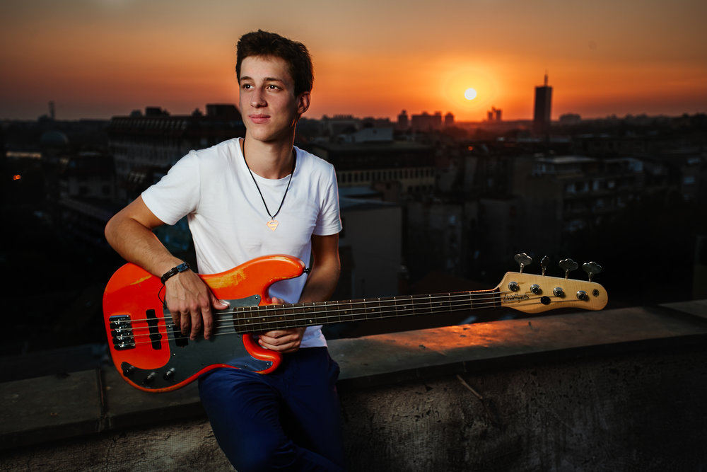 Bass Teacher Petar Pera Krstajić