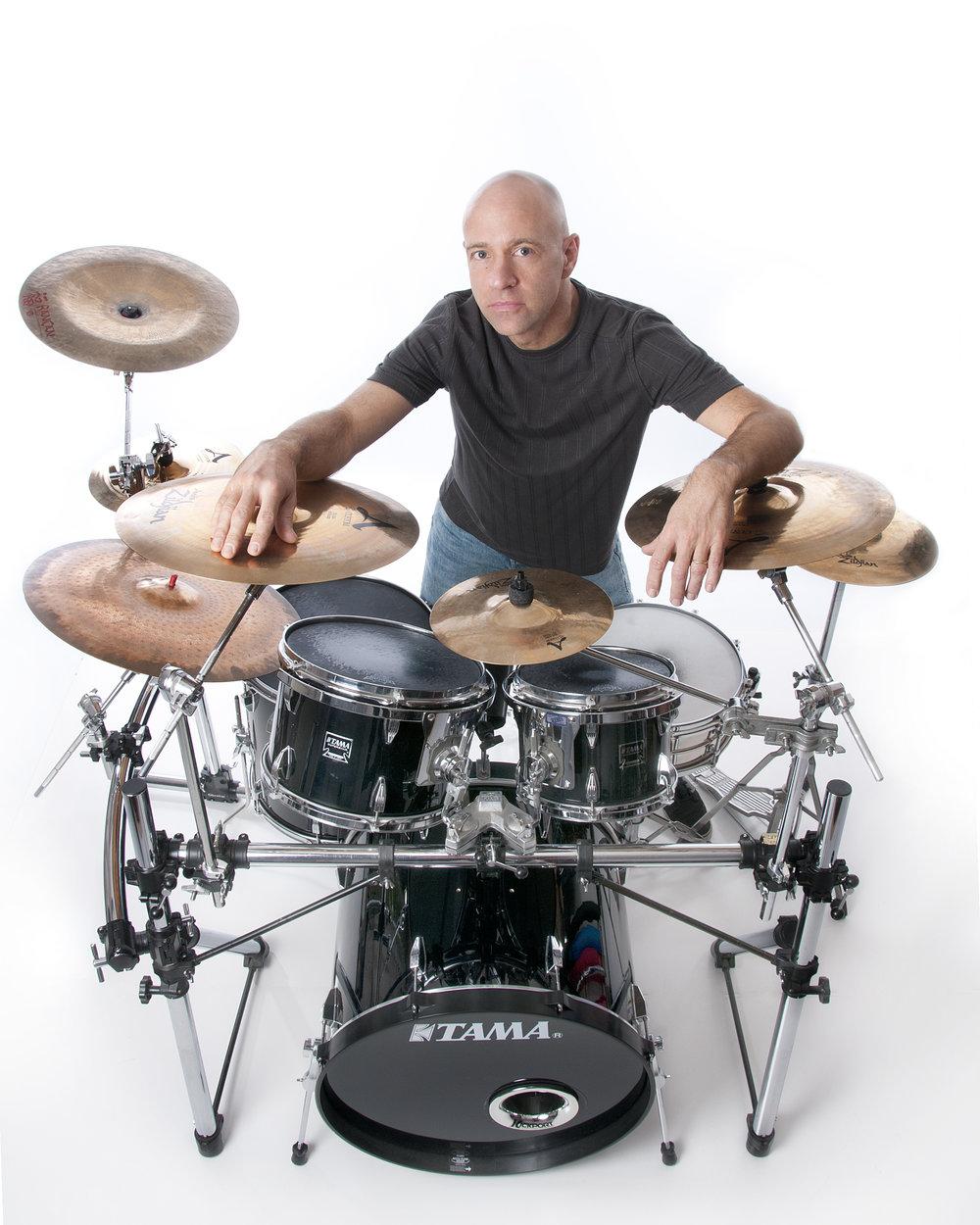 Drum Teacher Bryan Smith