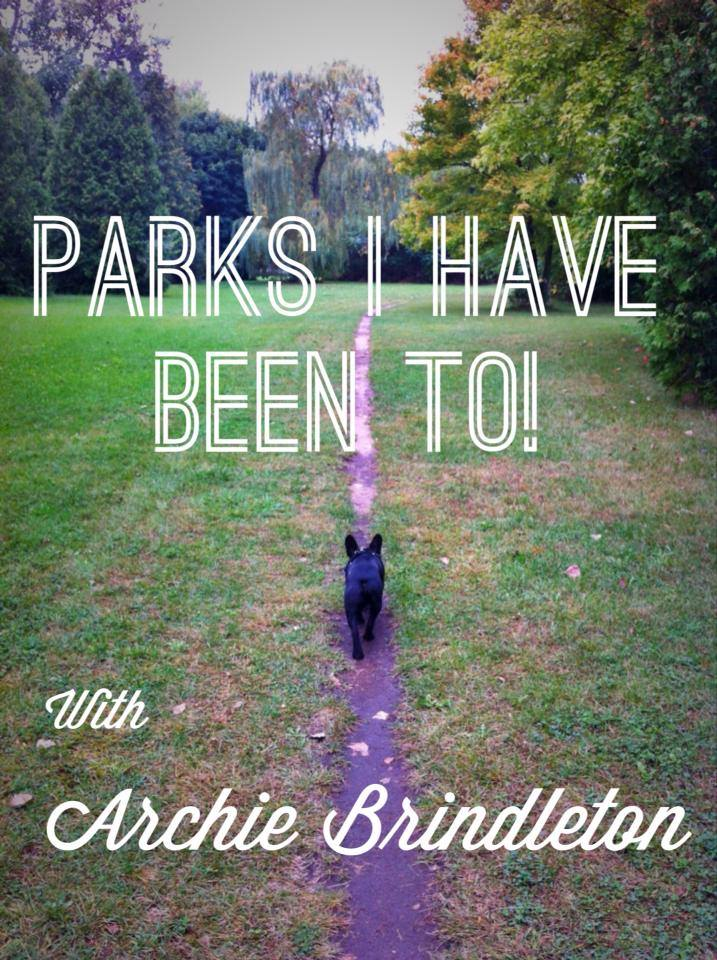 Parks I Have Been To! Block
