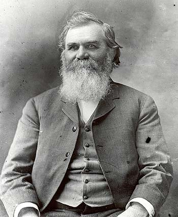 Daniel David Palmer, originator of Chiropractic