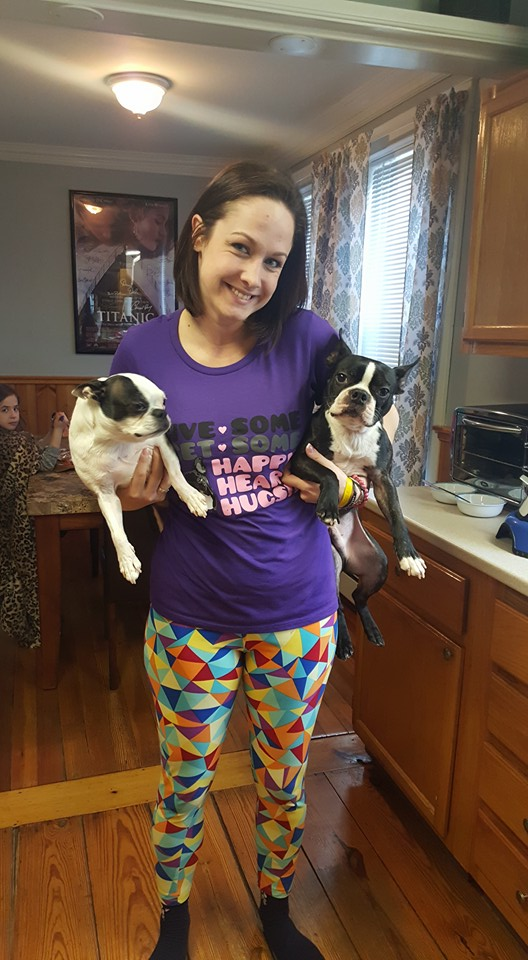 Emily Charpentier plus Puppy Pals!