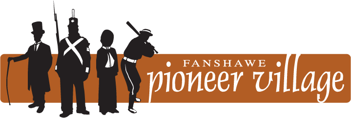 * click to visit Fanshawe Pioneer Village website