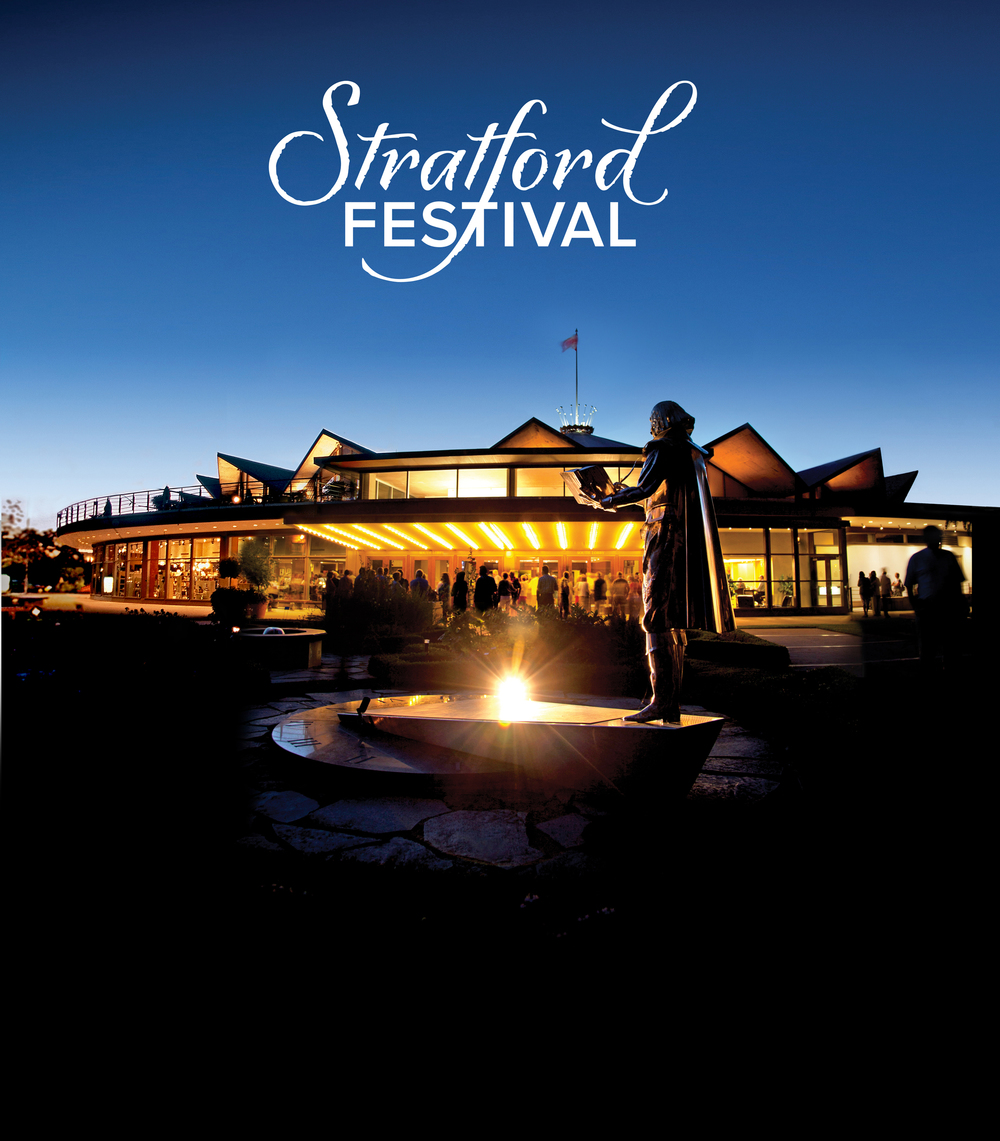 Stratford's Festival Theatre, foreverhome to Canada's greatest actorators