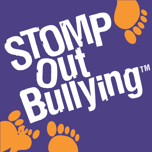click to read all about WORLD STOMP OUT BULLYING DAY