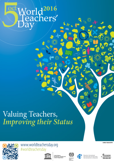 Click through to visit the World Teachers Day website!