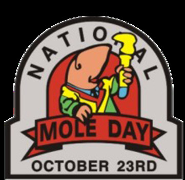 click to visit the MOLE DAY website!!
