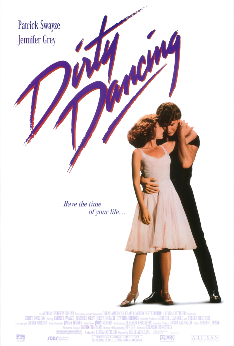 Dirty Dancing (1987) - Johnny Castle/Patrick Swayze