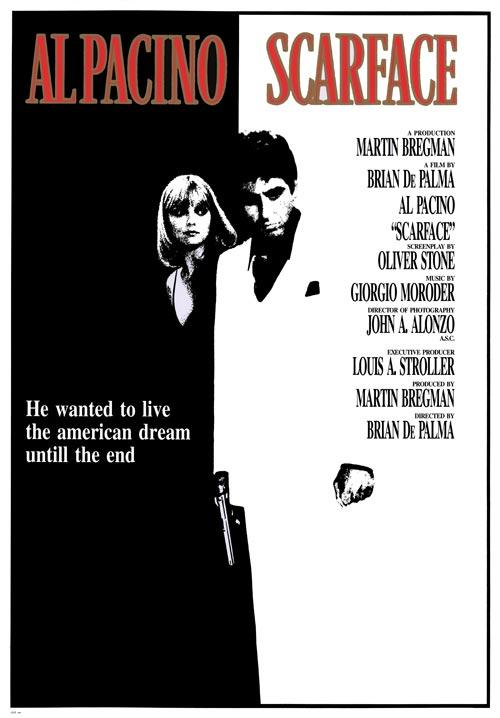 SCARFACE (1983) spoken by Tony Montana / Al Pacino