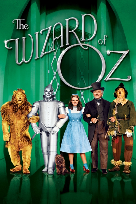 THE WIZARD OF OZ (1939) Spoken by Dorothy Gale/ Judy Garland