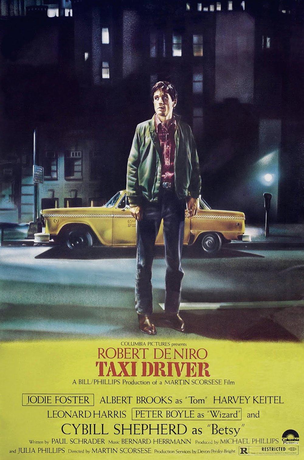 TAXI DRIVER (1976) Spoken by Travis Bickle / Robert Deniro