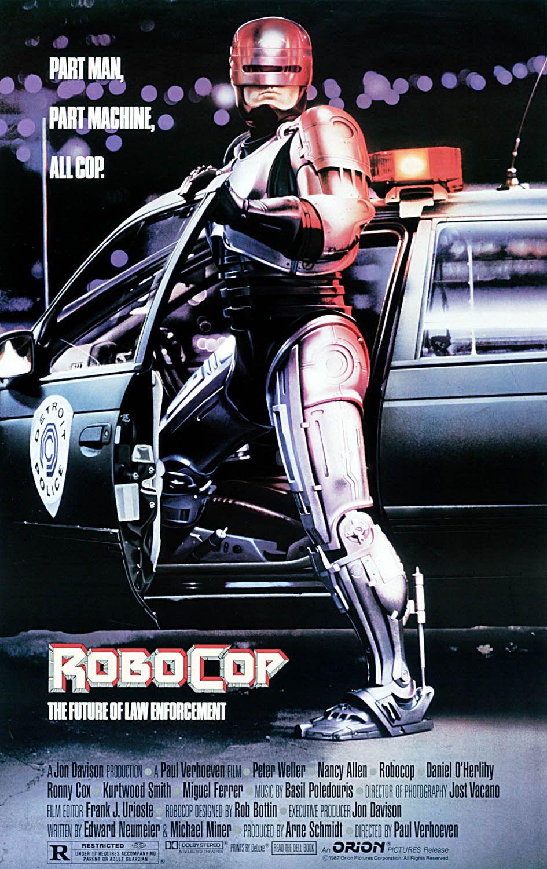 ROBOCOP (1987) Spoken by Bixby Snyder / S.D. Nemeth