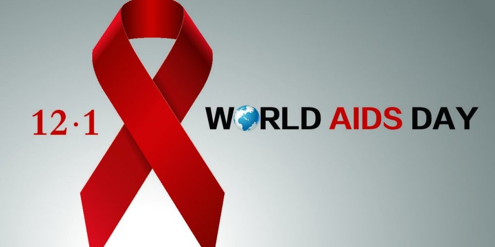 Click to visit the World AIDS Day website for more information