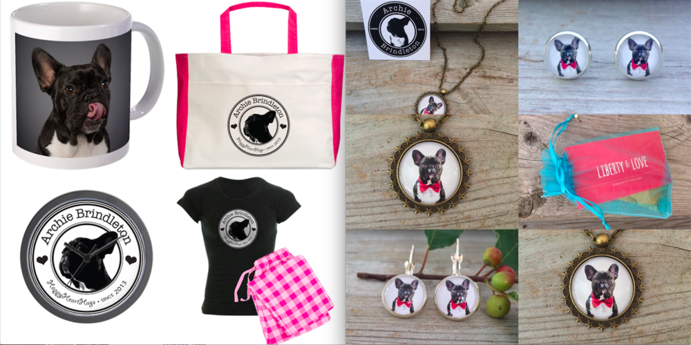Click above to visit Archie's SHOP ONLINE page and choose from TWO stores to browse!