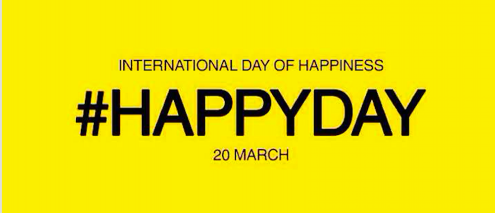 Click the LELLO PARTS to visit the official website of INTERNATIONAL DAY OF HAPPINESS!!